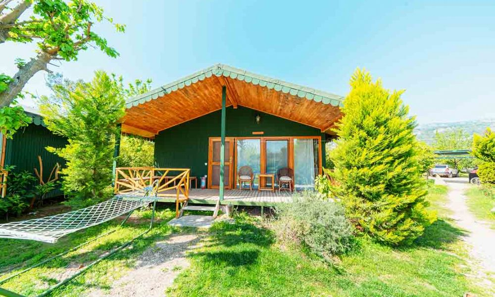 2 Section Bungalow ( for 5 person )